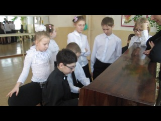 Вне конкурса - Кумпарсита - исполняют Бурлев Антон и Авагимов Кирилл