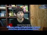 [FSB☆BigStar☆]tvN News-Interview Jongjin  -(рус.саб)