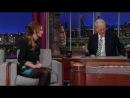 David Letterman 2013 01 15 Jennifer Lawrence 480p HDTV x264-mSD