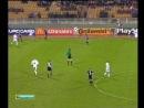 Лига Чемпионов 1999-00 2 групповой раунд 4 тур Группа C Динамо Киев - Русенборг 1 тайм [HD]