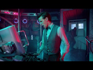 Self destruct - doctor who- journey to the centre of the tardis - series 7 2013 - bbc one