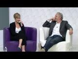Интервью Дженнифер Лоуренс и Френсиса Лоуренса для «Yahoo» (2)