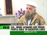 Афганец про армии России, Великобритании и НАТО (США)