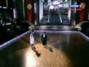 «Танцы со звёздами».Павел Прилучный и Ксения Дмитриева - Квикстеп. Танец №2