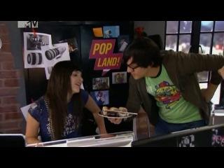 Вспышка – любовь / 2 серия / Popland! (2011)