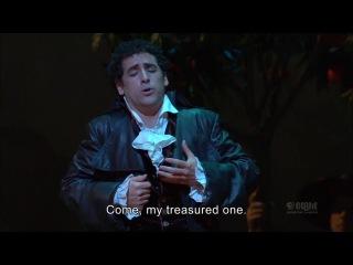 Ария графа Альмавива в исполнении Хуана Диего Флореса