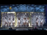 [PERF] SNSD - [091229] 2009 SBS Gayo Daejun - Sorry Sorry, Gee & Tell Me Your Wish (Genie)