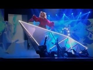 Ирина Билык - Сильнее - Песня года 2013 - 29.12.2013 - Интер