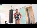 Lisa Ann sexy Ass in Leotard Thong