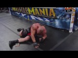 Wrestlemania 29 Brock Lesnar vs HHH ( QTV )