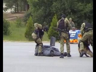 СБУ «Альфа» 2011 тактичного демонстрації