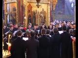 Тройце-Сергиева Левра 2012 г- Херувимская Песнь (Калинникова)