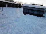 как альберта снеговик сломал