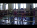 Ванчуров Степан 1 бой 3 раунд