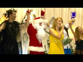 Новогодняя сказка для детей из Софьинского детского дома (декабрь 2013)