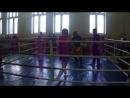 Ванчуров Степан 1 бой 2 раунд