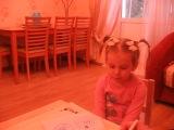 Внучка Ульяна!