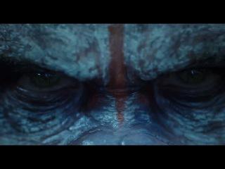 Планета обезьян: Революция (2014 трейлер №1)