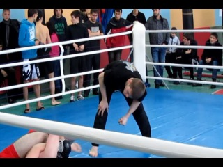 БК Росомаха (Mixfight) - Джабраил Джабраилов от 09.12.2012