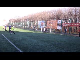 Губернатор Ставрополья забивает гол с пенальти