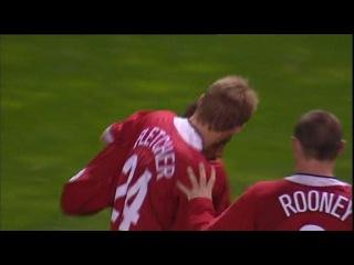 Manchester United Season Review 2004-05 / Манчестер Юнайтед - Обзор Сезона 2004-2005 / 1 часть