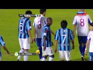 Кубок Либертадорес 2013 1 8 финала Ответный матч Насьонал Уругвай Реал Гарсиласо Перу 10 05 2013