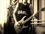 Marilyn Manson- mOBSCENE (guitar cover)