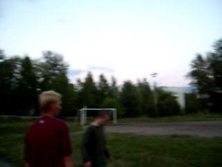 2007 год,лето..В перерыве игры