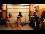 Dance Bikers женский ответ танцующим байкерам   - Мотоциклы и мотоциклисты | Yamaha | Ktm | Honda | Suzuki | Ducati | Bmw | Kawasaki | Стантрайдинг | Трюки | Слет | Дрифт | Прохват | Дтп | Прикол | Мото |  Гонки | Драг |  Спортбайк | Драка | GoPro |