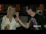 Blog do Sank- A musa Rebelde Lana Rhodes mostra seus dotes musicais.