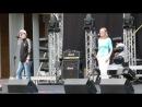 Soundcheck Queen Of Hearts (© Manuela Scheel) (Сопот, Disco Music Festival, 27.07.2013)