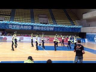 Чемпионат России по черлидингу 2013