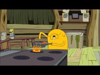 Adventure Time - Jake's Bacon Pancake