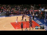 NBA 2013-2014 / Preseason / 25.10.2013 / Charlotte Bobcats @ New York Knicks
