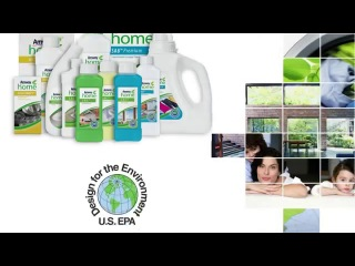 Рекламный ролик торговой марки AMWAY_HOME