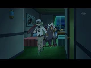 Покемон: Приключения в Юнове с N - 16 сезон 17 серия (эпизод 2-6 BW2 N) 771