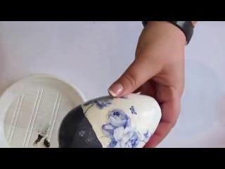 Пасхальное яйцо от Inspirello.