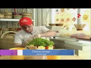 Мастер класс по изготовлению фруктовых букетов