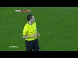 Кубок Испании 2012-13.1/4 финала.Барселона - Малага : 2 - 2 (2-й тайм) (Первый матч) 17.01.2013