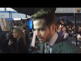 Интервью Криса Пайна с премьеры фильма Стартрек: Возмездие в Москве (25 апреля, 2013)