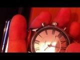 Мужские Dalas наручные кварцевые часы. Стрелки фосфорные