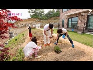 Молодожёны / We Got Married - Тэмин и НаЫн 10 эпизод; Джин Ун и Чжун Хи 21 эпизод