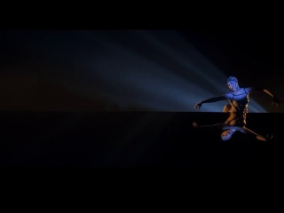 Огонь Кристиана Лубутена 3D / Feu: Crazy Horse Paris (2012,документальный мюзикл,Франция,18+) Лицензия [мн.зак] / HD720
