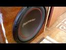 саб чв с настройкой 34гц усь блаупункт 270 дин пион 304) бюджетная аудиосистема