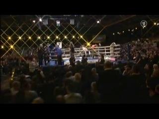Стив Каннингем vs Марко Хук