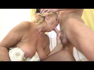 Mature.nl: Eva (mature, MILF, BBW, мамки - порно со зрелыми женщинами)
