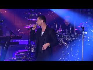 Depeche Mode - Should Be Higher - Live On Letterman - Delta Machine 11.03.2013