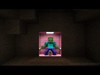 Minecraft Gamgam style