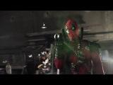 DeadPool vs Batman Дедпул (Marvel) против Бетмена (DC)