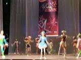 Кукольный театр  танец  Буратино